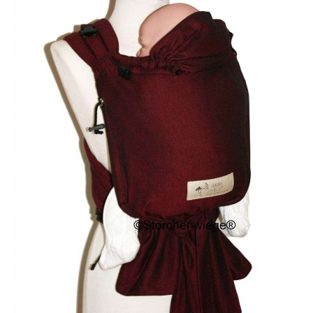 New Babycarrier Storchenwiege Bordeaux 2015