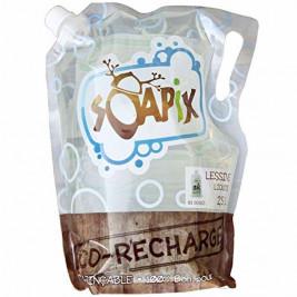 Soapix Lessive Liquide Poche 2,5L - 82 doses