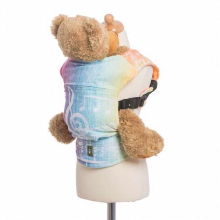 Lennylamb Symphony Rainbow Light - Porte-poupée