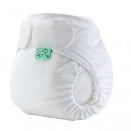 Couche lavable TE1 Teenyfit Star Blanc