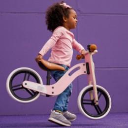 Kinderkraft Push-Along Uniq Pink