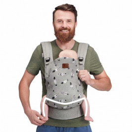 Kinderkraft Milo Grey - baby carrier