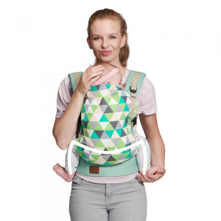 Kinderkraft Nino Green - baby carrier