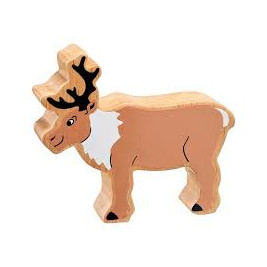 Reindeer wooden Lanka Kade
