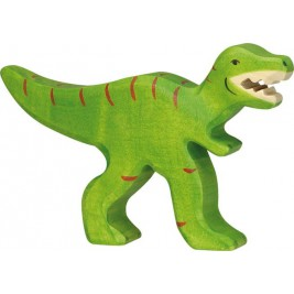 Tyrannosaure en bois Holztiger