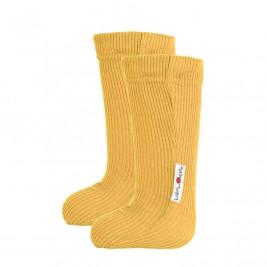 Manymonths Chaussons de portage en laine Golden Oat