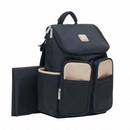 Ergobaby Playdate Convertible Change Bag Black/Camel