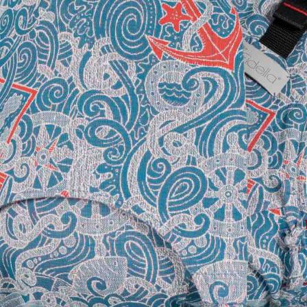 Fidella Fusion Sea Anchor maritime bleu (Taille Bébé) - Porte-bébé