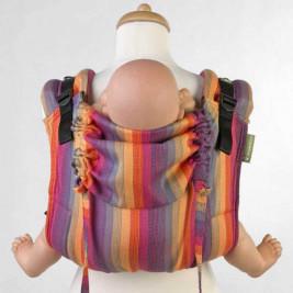Lennylamb Onbuhimo Standard Sunset Rainbow Cotton