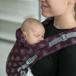 Love and Carry ONE Sangria - Door-baby physiological