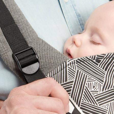 Kinderkraft Milo Black - baby carrier
