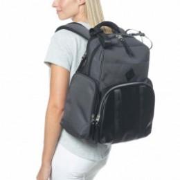 Ergobaby Anywhere I Go Intense Black - diaper Bag