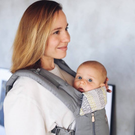 Love and Carry AIR X-Zen - Door-baby physiological