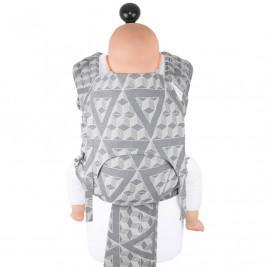 Fidella Fly Tai Tri-cubic rock faded (size toddler) - Porte-bébé Meï-taï