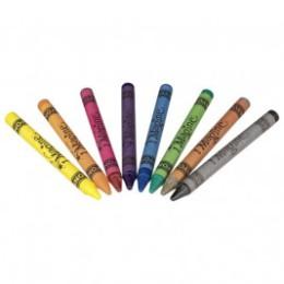 Goki Crayons de couleur pour textiles