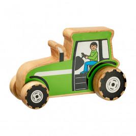 Tracteur en bois Lanka Kade