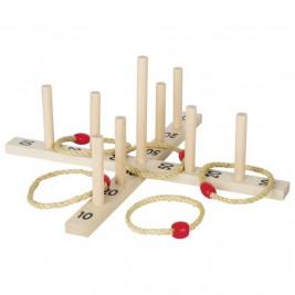 game of throwing rings Goki