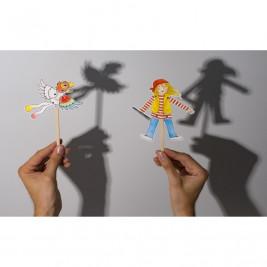 Goki Kit de loisirs créatifs pantins Peggy Diggledey