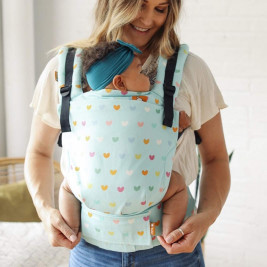 Tula Free To Grow Playful - baby-carrier Scalable