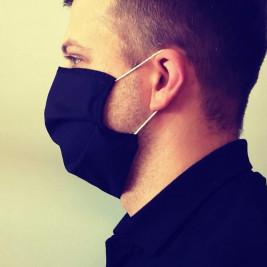 Masque réutilisable de protection en Tissu coton