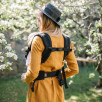Love and Carry ONE + Twilight organic cotton - baby-carrier physiological