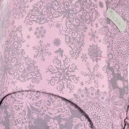 Fidella Fly Tai Iced Butterfly Violet (taille bambin) - Porte-bébé Meï-taï