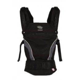 Porte-bébé ergonomique Manduca noir