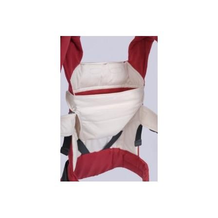 Porte-bébé Manduca  son réducteur de siège
