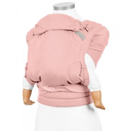 Fidella Fly Tai-Chevron Pink size baby meï-taï