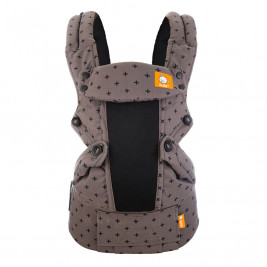 Tula Explores Coast Mason - baby carriers-Scalable Micro-ventilated