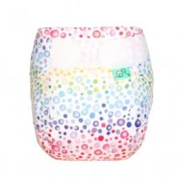 Totsbots diaper washable TE1 Easyfit Star Rainplops