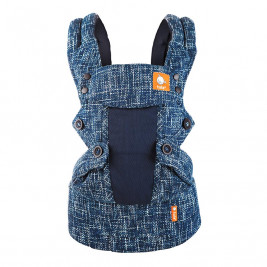 Tula Explores Coast Blues - baby carriers-Scalable Micro-ventilated