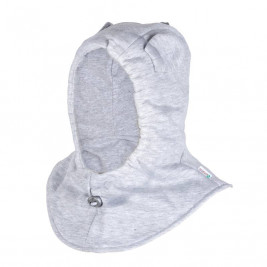 Naturioù Hood Adjustable Silver