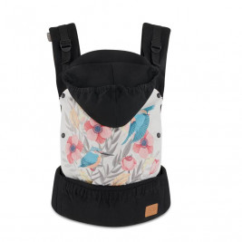 Kinderkraft Huggy Bird buckle baby carrier