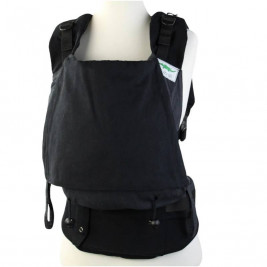 Buzzidil Preschooler Black Canvas - child carrier