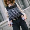 Love And Carry Stripe - Porte-bébé Meï-taï