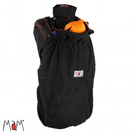 MaM All-Season Combo FleX Black couverture de portage 3 en 1 noir