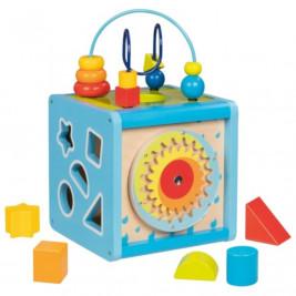 Goki Cube d'activités