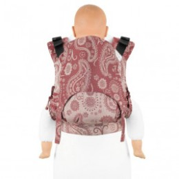 Fidella Fusion 2.0 Persian Paisley Red Toddler Carrier