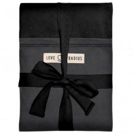 The original JPMBB Baby Wrap Black, pocket Charcoal Black