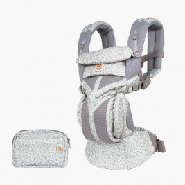 Ergobaby Omni 360 Cool Air Mesh Blue Grey