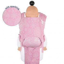 Fidella Fly Tai Iced Butterfly pink size baby meï-taï