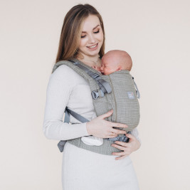 Love and Carry ONE + Cool Sand - baby carrier physiological