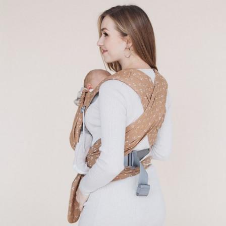 Love and Carry LoveTie+ Cinnamon - Meï-taï Hybride