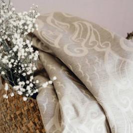 Limas Ozeana Linen- Écharpe de portage tissée en coton bio 460 cm