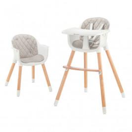 Kinderkraft SIENNA baby High Chair and Children's Chair 2 in 1