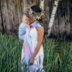 Lennylamb Sling Big Love Wildflowers - Écharpe de Portage Sling 1.8