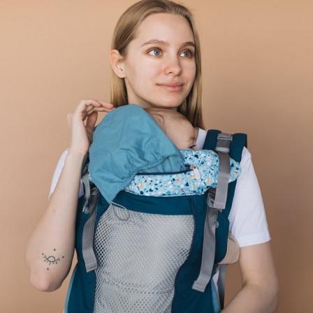 Love and Carry AIR X Biscay - Porte-bébé physiologique