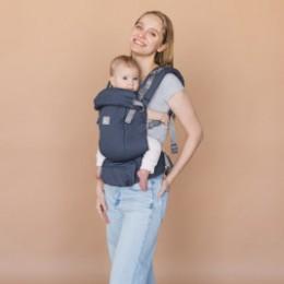 Love and Carry AIR X Carbon- Porte-bébé physiologique