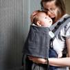Buzzidil Evolution Grey on Grey porte-bébé XL